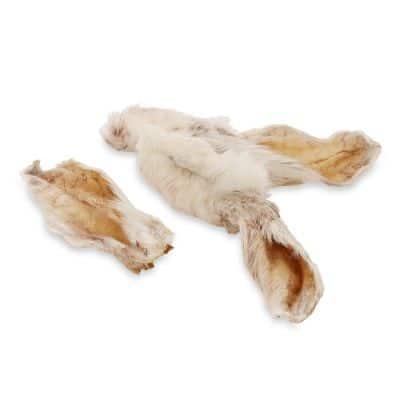 Home dried konijnenoren
